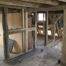 Reparaturen der Innenwände