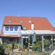 energetische Dachsanierung mit Wohnraumerweiterung durch neue Gaube