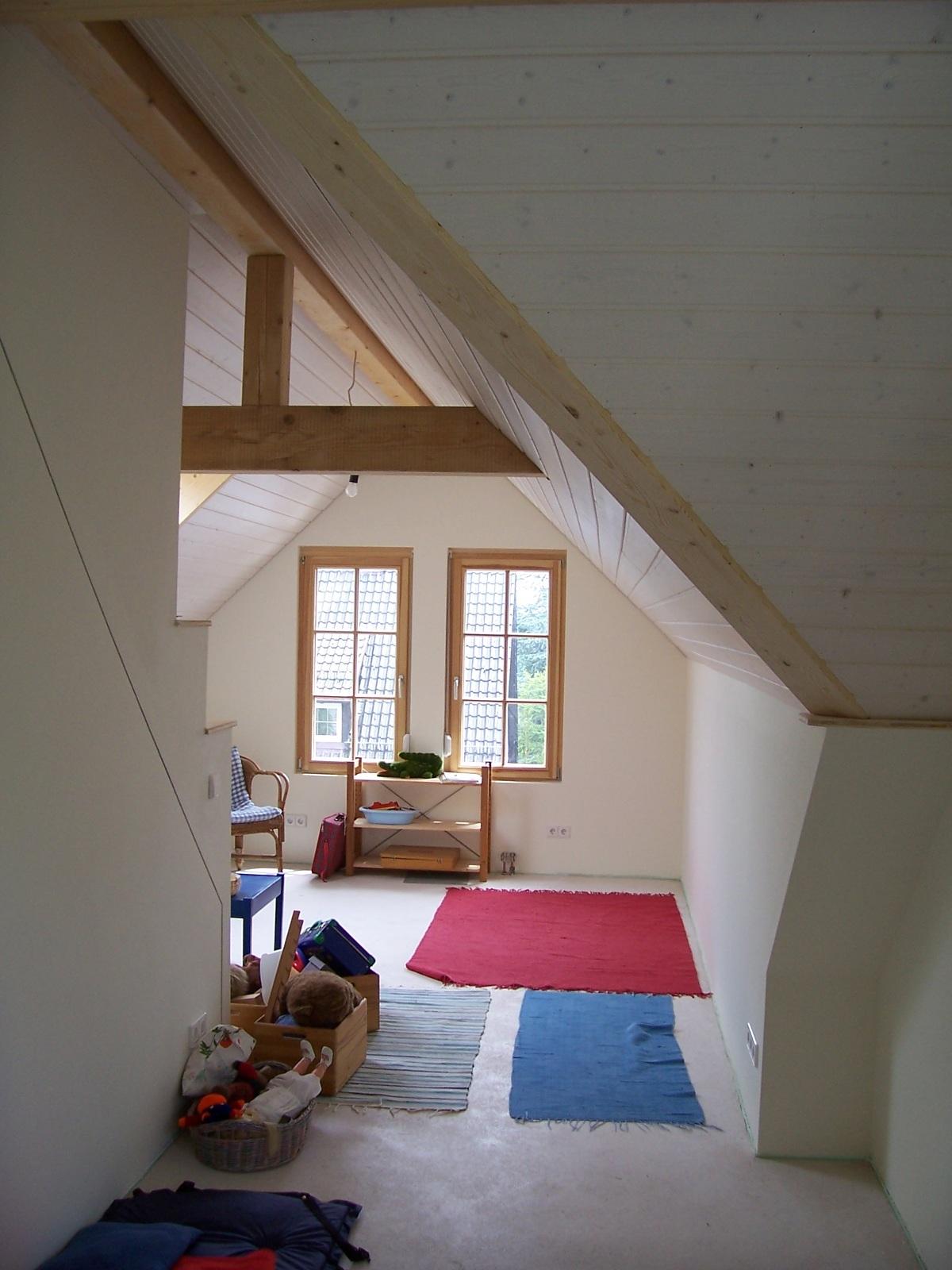 anbau und aufstockung in holzrahmenbauweise zimmerei hombach. Black Bedroom Furniture Sets. Home Design Ideas