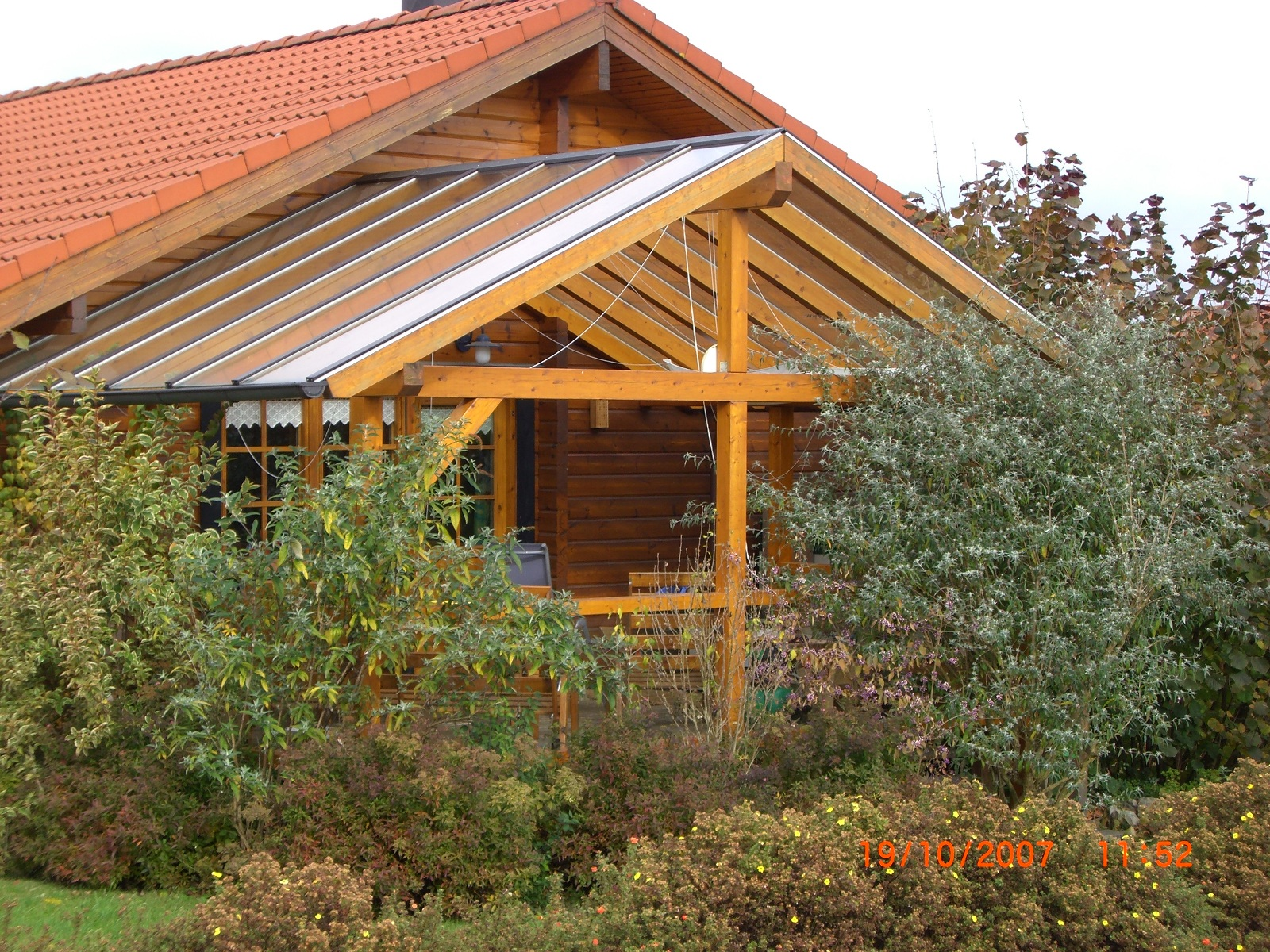 terrasse balkon carport zimmerei hombach. Black Bedroom Furniture Sets. Home Design Ideas